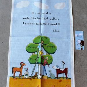 Teatowel – Christmas Tree