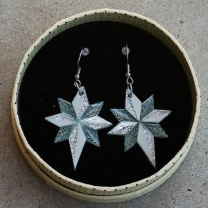 Erstwilder Earrings – Starlight, Star Bright