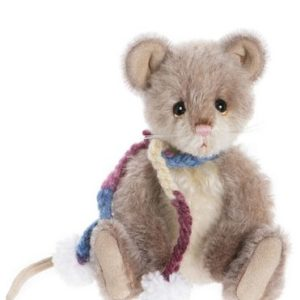 Morpeth Teddy Bears Charlie Bear minimo mohair mouse Bob Scratchit mouse