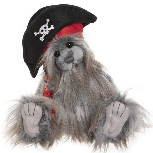 Morpeth Bears Charlie bears plush 2020 Cousin Jack pirate