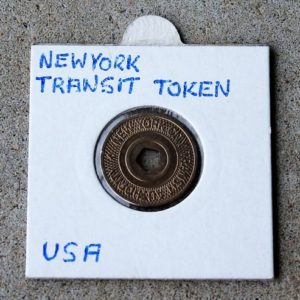 New York Transit Token