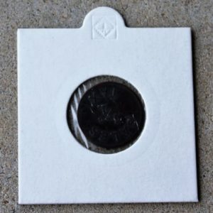 Mercer County Sales Tax Token