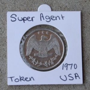 USA Super Agent Token