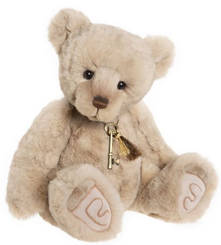 Morpeth Bears Charlie bears plush 2020 Loveydovey