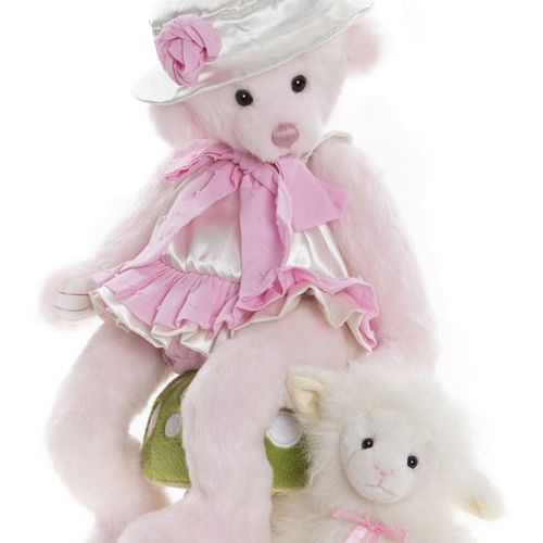 Morpeth Bears Charlie bears plush 2020 Mary and Baabahrah lamb