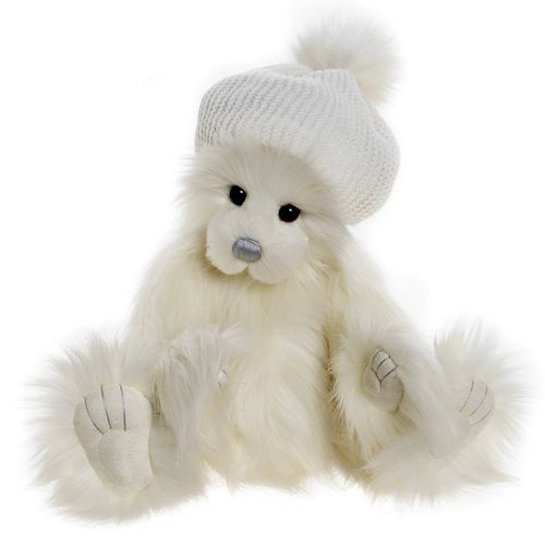 Morpeth Bears Charlie bears plush 2020 Whitney hat