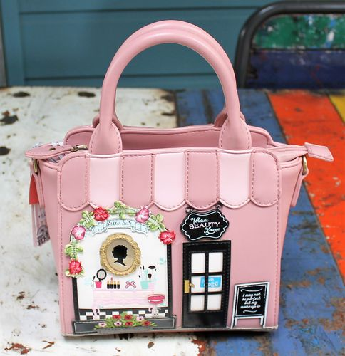 morpeth gift gallery hunter valley vendula london beauty lounge clipper tote mini coin cart zip around coin purse pink wallet handbag collectable fashion accessory