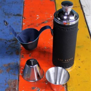 Ted Baker Hipflask & Tumblers