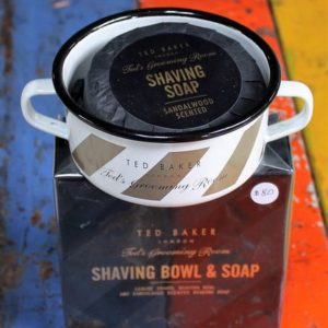 Ted Baker Shaving Bowl & Soap