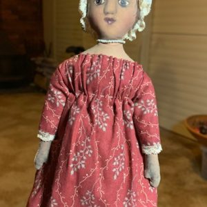 Grace Flat Doll – Lucy