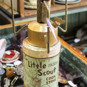 Little Injun Scout Cooking Stove