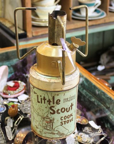 morpeth antique centre hunter valley little injun scout kerosine stove cook top fishing camping hunting outdoor activities