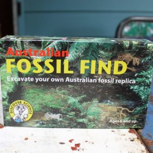 Dig It Out – Australian Fossil Find