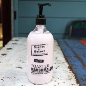 Tilley Hand & Body Lotion – Toasted Marshmallow