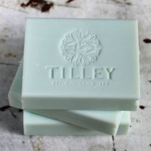 morpeth gift gallery hunter valley tilley basil & mint rough cut triple milled hand nail body cream soap wash diffuser soy candle australian made natural