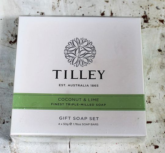 morpeth gift gallery hunter valley tilley coconut lime hand nail body cream gift set soap wash diffuser soy candle australian made natural