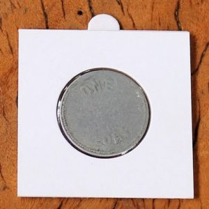 West Wallsend Co-Op Bread Token – 26mm