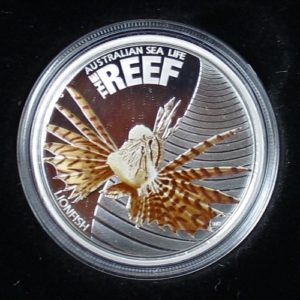 Australian Sea Life Coin Set