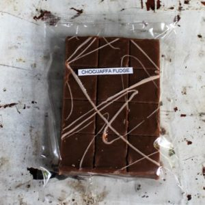 morpeth gift gallery hunter valley fudge jaffa orange flavour chocolate caramel gluten free