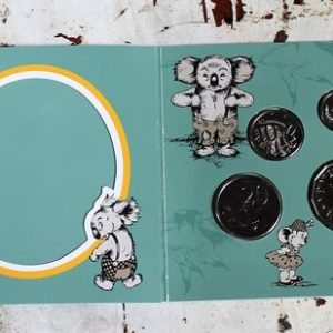 Blinky Bill Coin Set – 2010