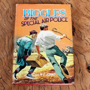 Book – Biggles of the Special Air Police