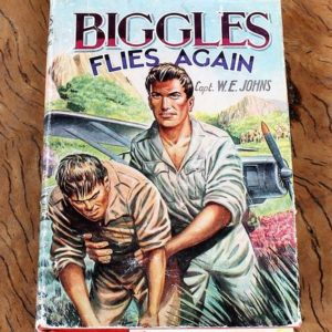 Book – Biggles Flies Again