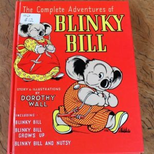 Book – Blinky Bill Adventures