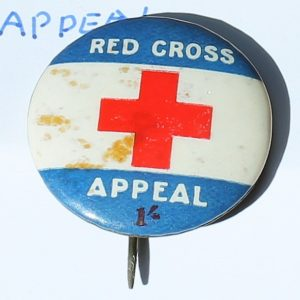 Australian Red Cross Badge