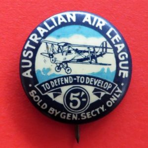 Australian Air League Badge