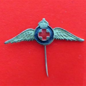 Australian RAAF Red Cross Pin