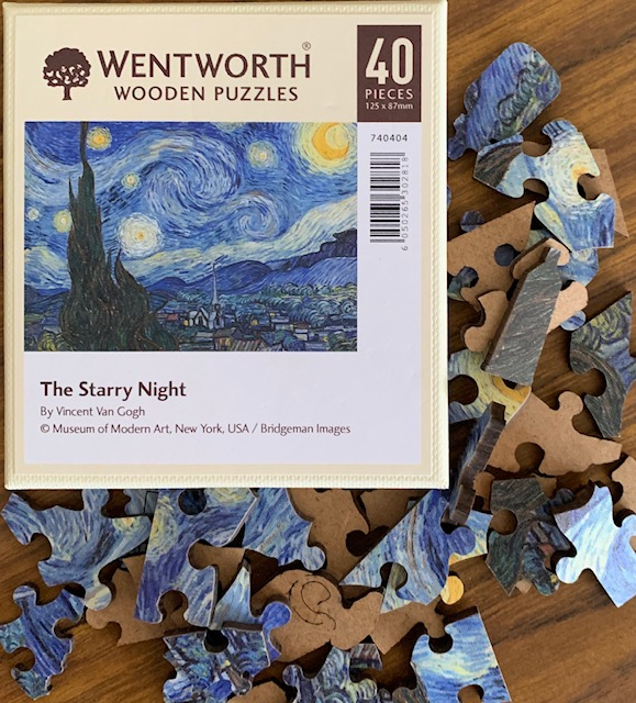 Morpeth Antique Centre Hunter Valley Jigsaw Puzzle Wentworth wooden made in England