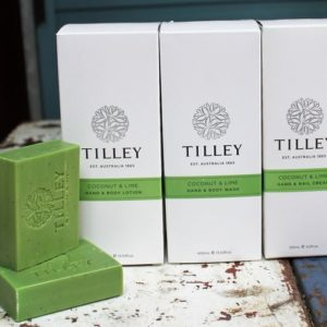 Tilley Lime & Coconut Selection