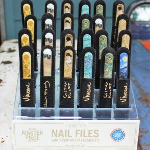 Glass Nail File – Artist Series