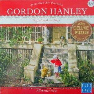 All Better Now Jigsaw Puzzle – by Gordon Hanley