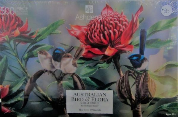 Morpeth Gallery Campbell's Store Gift Gallery Hunter Valley Jigsaw Puzzles Kookaburra Natalie Jane Parker