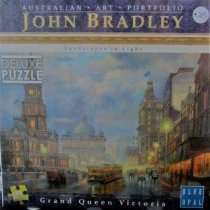 Grand Queen Victoria Jigsaw – John Bradley
