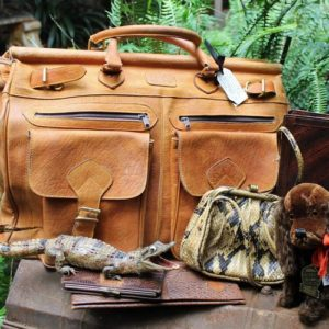 Vintage Leather Goods