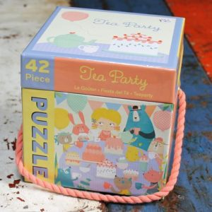 Jigsaw Puzzle – Children's Tea Party Cube