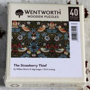 the strawberry thief claude monet morpeth gift gallery hunter valley wentworth wooden jig saw puzzle timber master great painters artist made in great britain