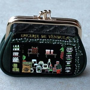 Vendula Clipper Coin Purse – Epicerie