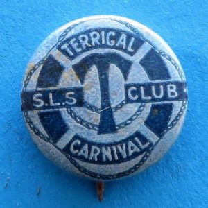 Terrigal Surf Lifesaving Badge