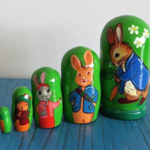 Matryoshka Doll – Peter Rabbit