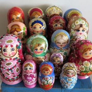 Matryoshka Doll – Sheep