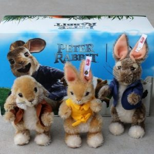 Peter Rabbit set of 3 – 2020
