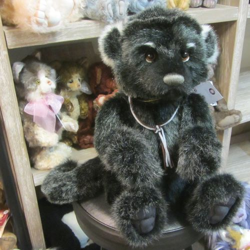 Morpeth Teddy bears charlie bears hunter valley plush Rea Binurong