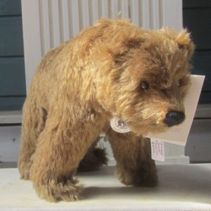 Shaggy Bear Replica 1914
