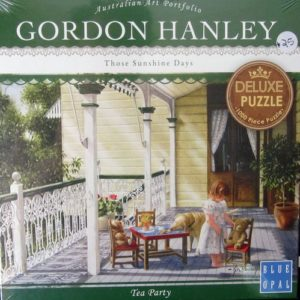 Tea Party Jigsaw Puzzle – by Gordon Hanley