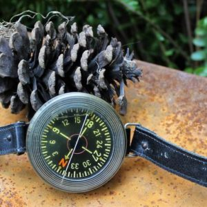 German Airforce Wrist Compass