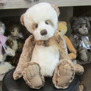 Morpeth Teddy bears charlie bears hunter valley plush Wren