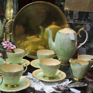 Lily of the Valley Teaset